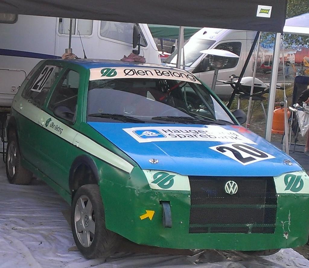 Golf VR6 - Bjelland